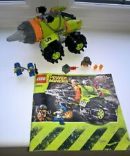 LEGO Power Miners Thunder Driller 8960 100% Complete with Figures & Instructions