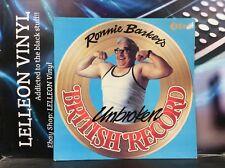 Ronnie Barker's Unbroken British Record LP Vinyl NE1029 Soundtrack Comedy 70's