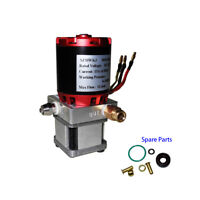12V Single Acting Hydraulic Oil Pump Power Unit for Excavator Dumper Trailer DIY