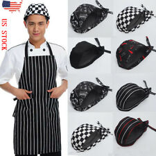 Baker Cap Polycotton Bakery Hats Professional Catering Chef Cap Various Colour S