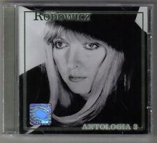 MARYLA RODOWICZ - ANTOLOGIA 3 / UNIVERSAL POLEN (TRA LA LA) 1996 - SEHR GUTER GE