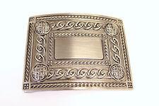 Antico Celtico Fibbia 4 Kilt & Sporran & Kilt vendita offerta