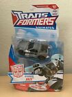 TRANSFORMERS ANIMATED DELUXE AUTOBOT FREEWAY JAZZ 2008 NEW