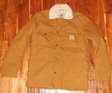 Carhartt Phoenix Coat Authentic Men's Brown Jacket size M....Worn Once