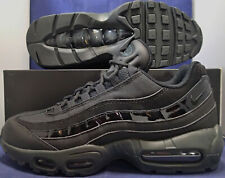 newest 6a513 1eb2c Nike Air Max 95 We Nero Antracite Sz 8 (At0042-001)