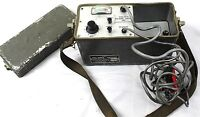Pair-a-Matic APC vintage Balance Tester BT-10 Phone Cable Splicer Tester