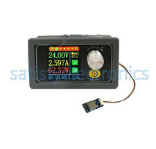Xys3580 Dc Dc Wifi Adjustable Buck Boost Converter 5a Power Supply Module New