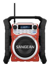 Sangean U4 AM/FM Portable Digital Radio - Yellow