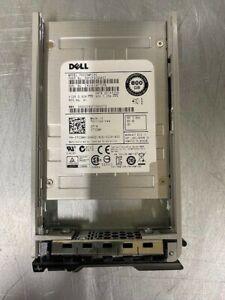 "DELL 800GB 12Gbps 2.5"" SSD SAS SERVER HDD MODEL: PX02SMF080 P/N: 0TC2MH W/ CADDY"
