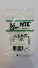 NTE NTE123AP T-NPN, Si, Audio Amp, Sw