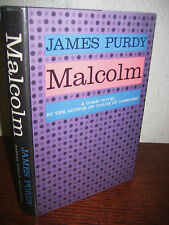 1st/1st Edition MALCOLM James Purdy RARE Classic
