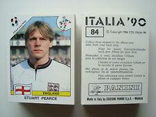 1990 Panini ITALIA 90 WM Fifa World Cup Football Cards Stickers CHOOSE LIST
