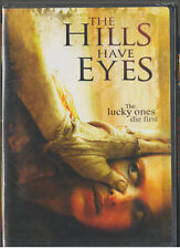 HILLS HAVE EYES (DVD, 2006, Rated) NEW