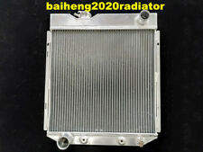 3 Rows All Aluminum Radiator Fit Ford Mustang 65-66 5.0L V8