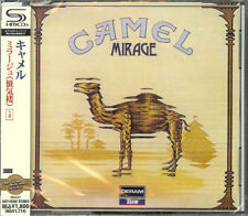 CAMEL-MIRAGE +4-JAPAN SHM-CD D50