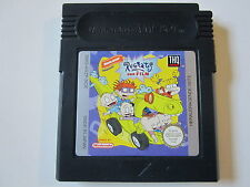 Rugrats Der Film - Nintendo GameBoy Color #209