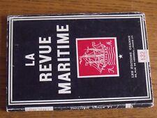 $$$ La revue maritime N°132 Archeologie navaleAbordgaesRadarSuezAtome