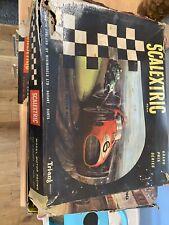 Lote De Trabajo masiva Tri-ang Scalextric Vintage 4 en 1 cargas de Repuestos Grand Prix