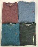 Men's Big & Tall US Polo Assn. Luxury Feel Lightweight Sweatshirt