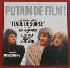 PUTAIN DE FILM  LP ORIG FR BOF OST MICHEL LEGRAND  STEVE MCQUEEN