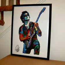 Synyster Gates Avenged Sevenfold Guitar Rock Music Poster Print Wall Art 18x24