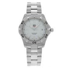 TAG Heuer Quartz (Battery) Dress/Formal Round Watches