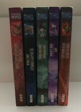 Lot of 5 Doctor Who Bbc Eda books