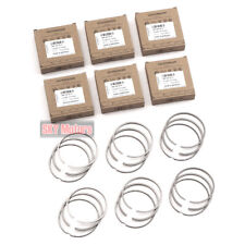 6pcs Piston Rings Set Φ83.01mm For 3.0TDI VW Touareg Audi Q5 Q7 CLA CDU CJG CTB