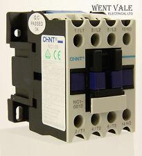 Chint NC1-0910 - trois pôle 20a no ac contacteur 24v B7 bobine-onu utilisé en boîte