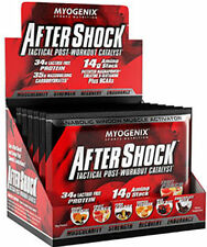 Myogenix AFTER SHOCK Variety Pack 6/Box (Six - 80 gram Packets)