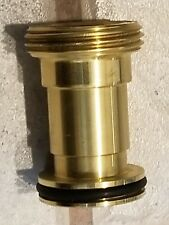 Delta Rp12307 brass tub spout adapter With O-ring