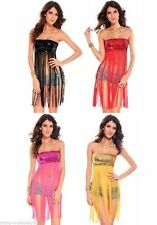 Bandeau Vest Top, Strappy, Cami Stretch Casual Women's Tops & Shirts