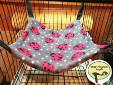 Cosy large hammock ferret,rat,chinchilla,degu. Small Pets Etc.Ladybird