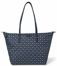 0e7217b88f Ralph Lauren Tote - Chadwick - Navy Geo New with tags