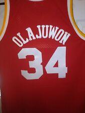 Mitchell Ness Hakeem Olajuwon 1993-94 Swingman Jersey Houston Rockets (40)