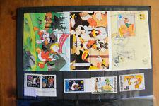 stamps lot collection walt disney mnh** cartoon  (ros5848)