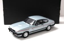 1:18 Norev Ford Capri 2.8i Injection light blue NEW chez Premium-modelcars