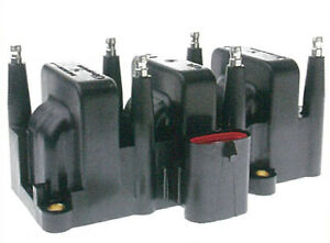 BOSCH Ignition Coil For Ford Fairlane (NF) 4.0 MPFi (1995-1996)