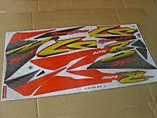 HONDA LS125 YEAR 2001 BODY STICKER SET FOR SILVER MOTORCYCLE (bi)