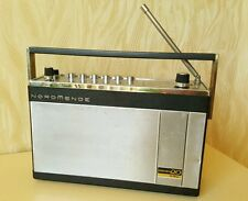Vintage Nordmende Goldene 20 All Step Transistor Radio RARE!!!