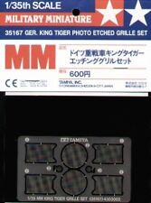Tamiya 1/35 King Tiger grabado Rejilla # 35167