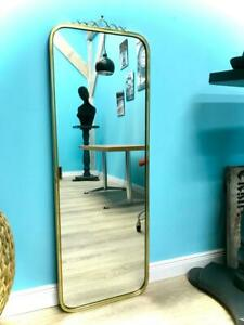 phantastischer Mid Century Spiegel Wandspiegel 60er 70er Jahre Vintage