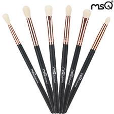 Pro 6PCs Eye Makeup Brush Set Soft Synthetic Hair Eyebrow Eyeshadow Brushes Kits
