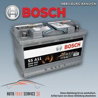 Bosch original 12V 95-Ah 850A Agm Batterie Start-Stop Autobatterie Preisaktion