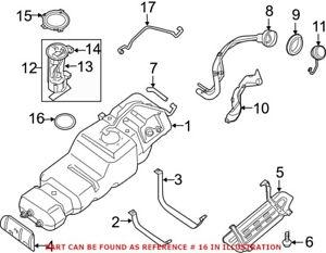 Genuine OEM Fuel Pump Tank Seal for Nissan 173427S000