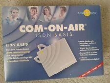 COM-ON-AIR ISDN u. DECT !!! Basis TK-Anlage, unbenutzt NEU OVP nie ausgepackt