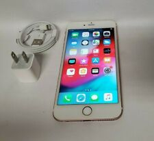 Apple iPhone 6s Plus - 128GB - Rose Gold (Unlocked) (CDMA+GSM) No Touch ID 9/10