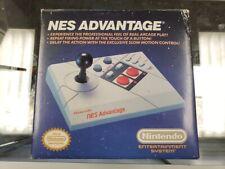 1989 Nintendo NES ADVANTAGE Controller Vintage Video Game Opened Tested Works