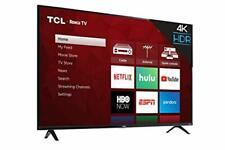 50 inch 4K Smart Tv Led Roku w/ Alexa Google Assistant