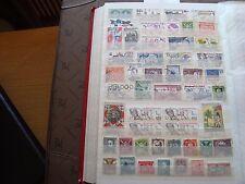 TCHECOSLOVAQUIE - 46 timbres obliteres (tout etat) stamp